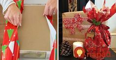 Vďaka týmto trikom nebudete mať problém zabaliť ani darčeky nezvyčajných tvarov. Inšpirujte sa kreatívnymi nápadmi, ktoré vám pred Vianocami istotne pomôžu.