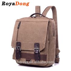 d57409d04 Royadong 2017 New Style Classic Leisure Retro All-match High Quality Canvas  Backpacks Cute Canvas