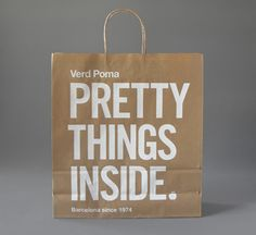 Bag...Fun Favor Idea