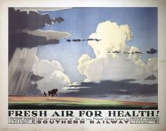 Fresh Air for Health Southern Railway