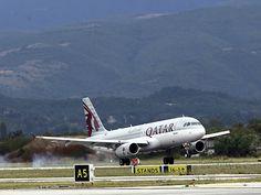 Qatar Airways se pose à Skopje