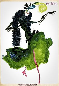 Decay Couture Style Lab.: DESIGNERS YOU SHOULD KNOW ABOUT: CHRISTIAN LACROIX