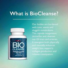 BioCleanse is oxygenating to he body and easy in the tummy. Get yours today  http://www.plexusslim.com/JackieDeStefano
