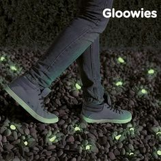 Stand out from the rest and start to decorate your home with unique and original products, like the Gloowies glow in the dark pebbles. These pebbles charge themselves during the day using solar energy and at night give off a relaxing, atmospheric .