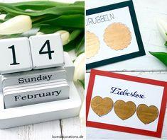 DIY Rubbelkarten Valentinstag // DIY Scratch-Off Cards Valentinsday