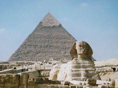 Sphinx de Gizeh, Harmakhis, - 2500 Le Caire, Egypte