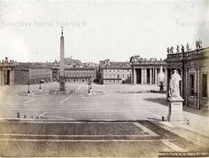 Piazza San Pietro Anno: 1868