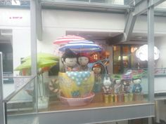 First Day in Hong Kong In Aug 2014 - Central, Eat Play & Love Display @ PMQ