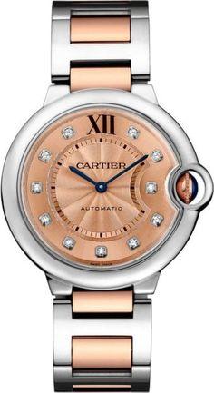 8e7ec709c3e4 Cheap Cartier Ballon Bleu de Cartier 36 mm WE902054 for sale. Reloj  CartierReloj DamaRelojes HombreMujeresHombresRelojes ...