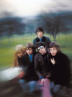 The Rolling Stones - Primrose Hill the Buttons | Gered Mankowitz, 1967
