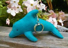 Dolphin keychain...