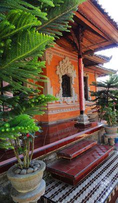 Maison Balinaise ©oovatu