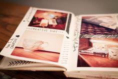 DIY Scrapbook. Ideas