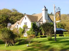 Used to love spending the day at the beach and then heading here for food and drinks with friends.  Pelican Inn - Muir Beach, CA
