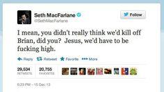 Seth McFarlane