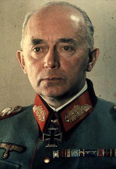 ✠ Richard Ruoff (18 August 1883 – 30 March 1967) RK 30.06.1941 General der Infanterie K.G. V. AK