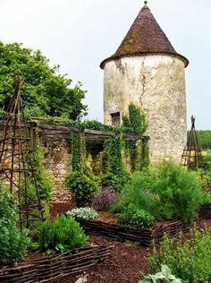 rue 27 maison: Herbs...Potagers & Spring Gardens