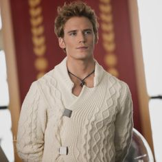 catching fire. more knitwear from the movie.