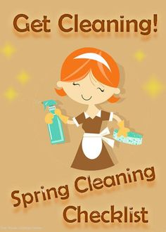 Check out this excellent blog post by Deborah Rhodes, a Real Estate Agent andREALTOR® in Ontario, Canada. Spring Cleaning Checklist by Deborah Rhodes Spring is in the air and it's time for t…