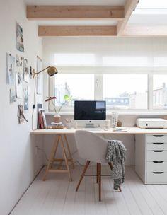 Home Office | Bangalô da Tati