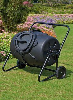 Tierra Portable Compost Tumbler: Portable Composting for Active Gardeners