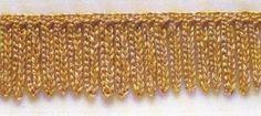 Crochet Fringe - Chart