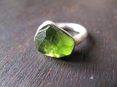 peridot: This is my birthstone, I love it.