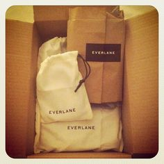 everlane packaging - Google Search