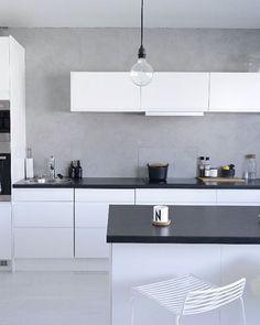 """Polubienia: 791, komentarze: 13 – Niina Nuutinen (@niinanuutinen) na Instagramie: """"Kodin ❤☕ #interior #interior123  #kitchen #kök #mitthjem  #nordicliving #interiorliving #interiør…"""""""