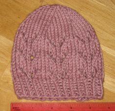 Free+Knitting+Pattern+-+Preemie+Clothes:+Juliet+Preemie+Hat