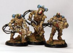 Image result for dust tactics miniatures