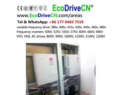 EcoDriveCN® low voltage vector control AC variable speed drives for process pumps, centrifugal pumps and other irrigation applications, fans & exhausts, stirrers & mixers, extruding machines, conveyors, rollout tables, granulators, driers & rotating ovens, winders, cutting machines, high speed spindles for cnc routers, lathes & milling machines  http://www.EcoDriveCN.com/areas/low-voltage-vector-control-AC-drives-EcoDriveCN.htm
