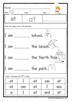This package will help you introduce High Frequency words at the beginning of kindergarten. The words are taken from the Dolch word list. I have ch...