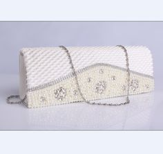 Crystal Beads Women Girls Wedding Accessories Hand Bags
