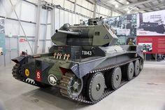 A13 Mk III Cruiser Tank