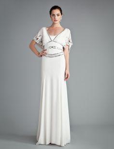 12Y RTW Look 9|Jean Dress | Temperley London