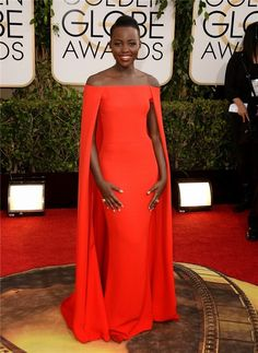 From Valentino red gowns to pailette-embellished confections, BAZAAR selected the 100 best gowns to hit the modern red carpet. Iconic Dresses, Nice Dresses, Dresses 2014, Celebrity Dresses, Celebrity Style, Celebrity Dads, Best Gowns, Jessica Parker, Bravo Tv