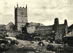 Pictures of Zennor, Penwith St Ives Cornwall, Cornwall England, Truro Cathedral, Story Ideas, Chester, Victorian Era, Ancestry, Bristol, Old Photos