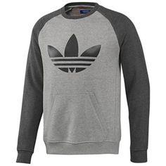 adidas Trefoil Raglan Sweatshirt