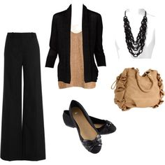 Dressy Work Outfit