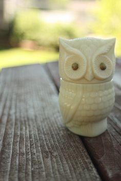 Vintage Avon Owl.