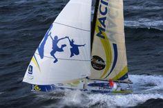 Vendée Globe 2012-13. Dia 66.