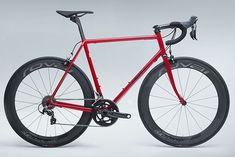 Specialized Allez to celebrate the Big Red S's 40th anniversary will be auctioned for charity