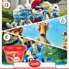 ¿Qué película prefieres ver mientras disfrutas nuestro #ArequipeCopelia? ¡#DiviérteteConCopelia!