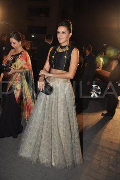 Neha looking fabulous #bollywood
