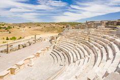 Teatro Romano de Segóbriga (Cuenca)
