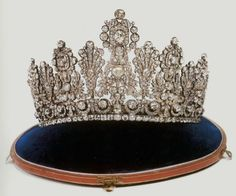 Empire Tiara of Luxemburgh