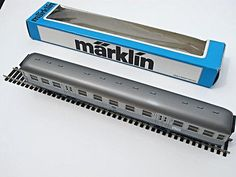 Marklin 4158 DB 1 2 Class Commuter Passenger Car HO Scale Train Box | eBay