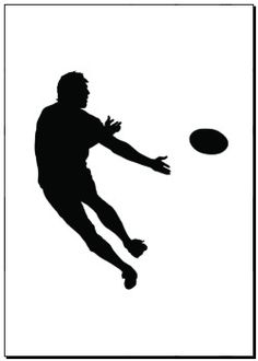 Fine Art Print of Side Profile of Rugby Speedster Passing the Ball k18525153 - canvas prints, posters, mural print, poster artwork, wall decor - k18525153.eps Funny Vintage Ads, Vintage Humor, Rugby Tattoos, Rugby Images, Rugby Poster, School Pictures, School Pics, Christmas Tree Pictures, Rugby Sport