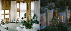 Spanish architect Ricardo Bofill decided to transform an old 19th-century cement factory into a stunning home called La Fabrica.